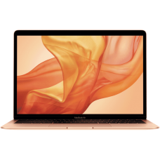 "MacBook Air 13"" 1.6GHz 128GB - Gold"
